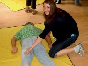 Erste Hilfe Kurs im Sportverein