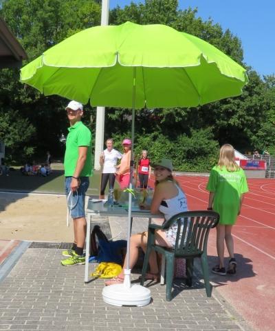 OSC Helfer bei den NRW Mehrkampfmeisterschaften 2018