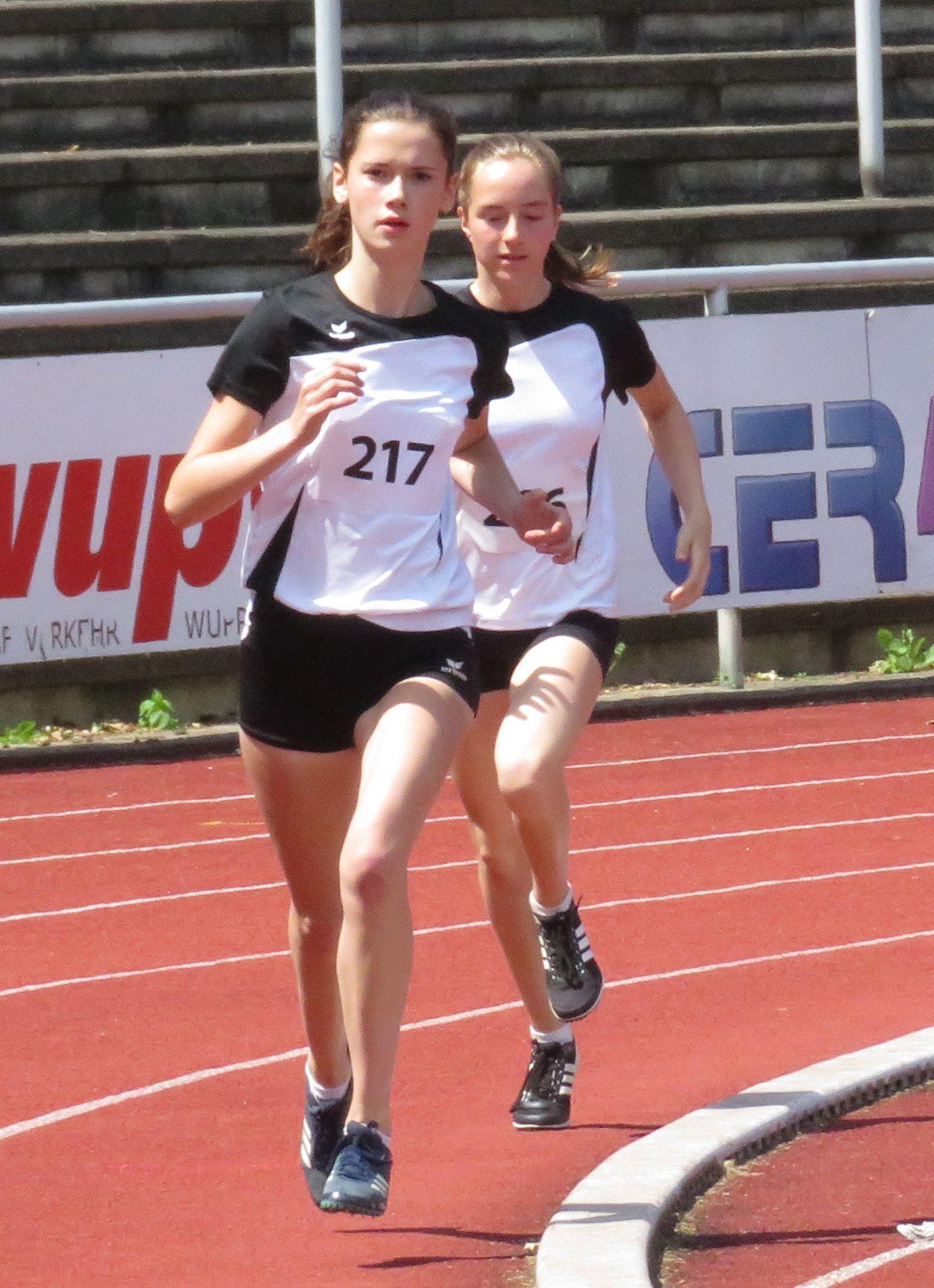 Helena Mertens OSC Mehrkampfmeisterschaften NRW 2018