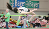 Jahresauftakt 2019 der Leichtathletik in Leverkusen