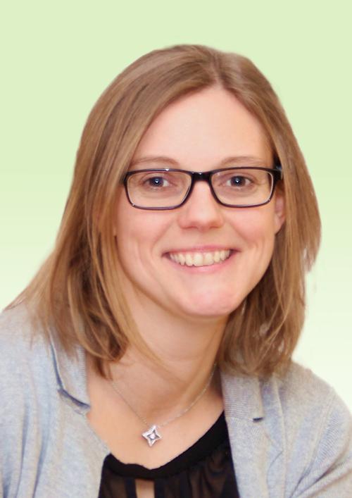 Tatjana Kimmer Übungsleiterin Turnen